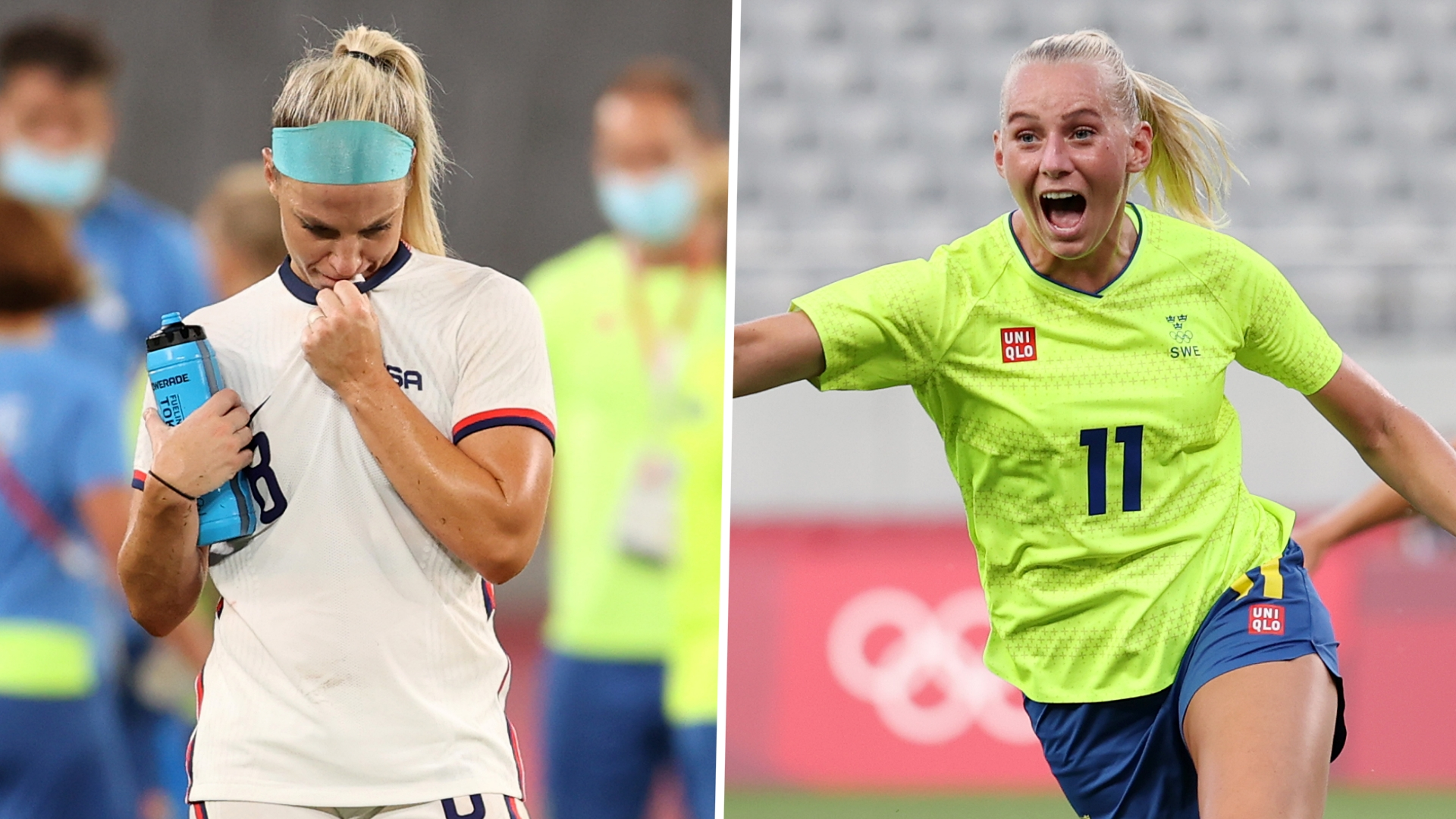 Tokyo 2020 Power Rankings: Sweden leapfrog the USWNT in the race for Olympic gold
