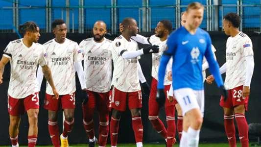 Arsenal bị kẹt tại Na Uy sau chiến thắng trước Molde