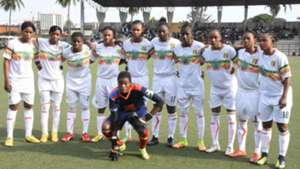 Mali women team