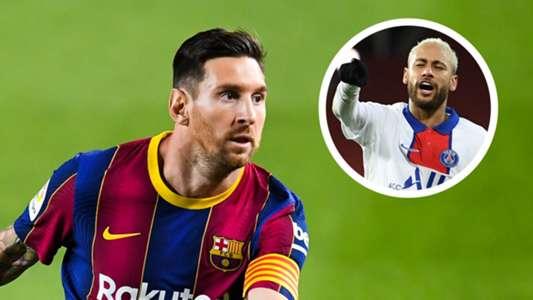 PSG boss Leonardo responds to Neymar's Messi plea