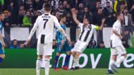 Chiellini Juventus Morata