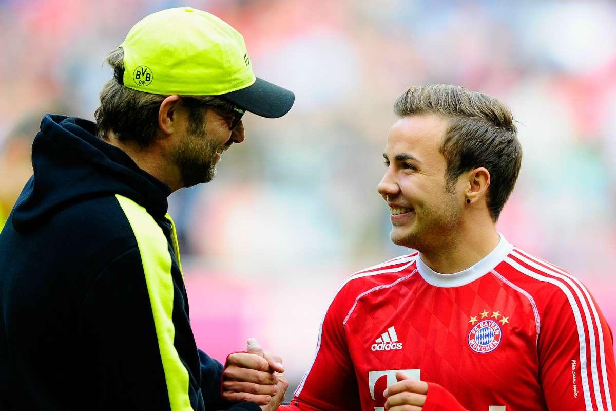 Liverpool news: Jurgen Klopp names Mario Gotze as the best young ...