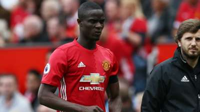Eric Bailly Manchester United Europa League