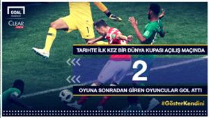 Clear Türkiye Dünya Kupası 14 Haziran 2018