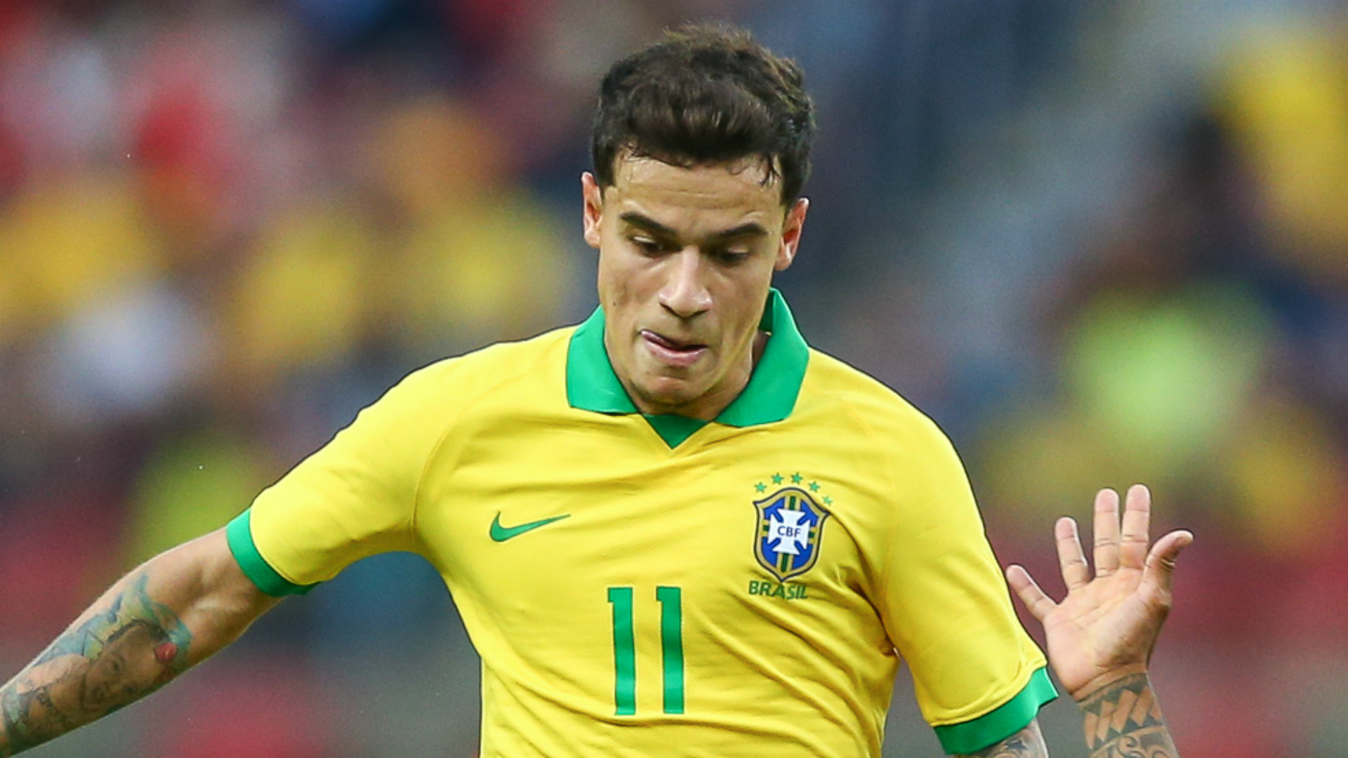 Arsenal fans are keen to see the Gunners sign Coutinho this summer