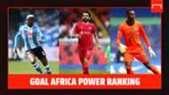 Goal Africa Power Ranking