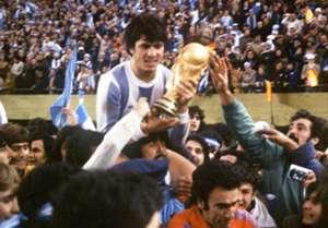 Daniel Passarella Argentina World Cup 1978