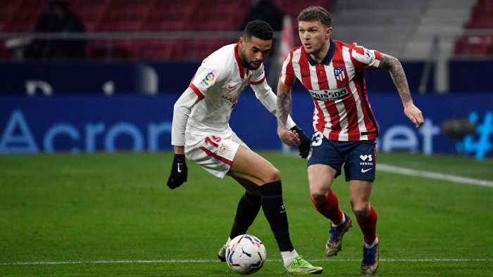Kieran Trippier Atletico Madrid 2021