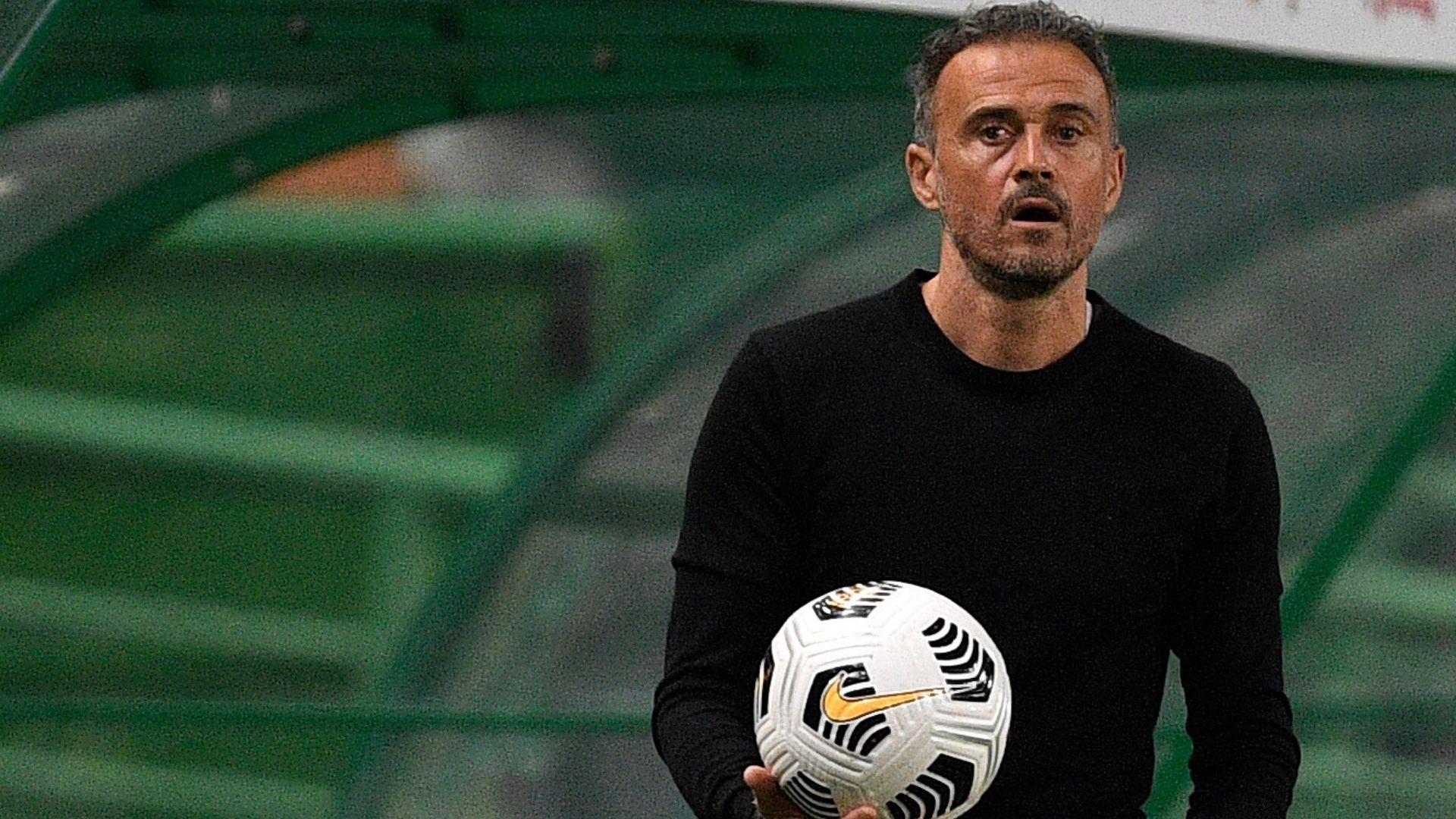 Enrique full of praise for faultless Spain in Switzerland win