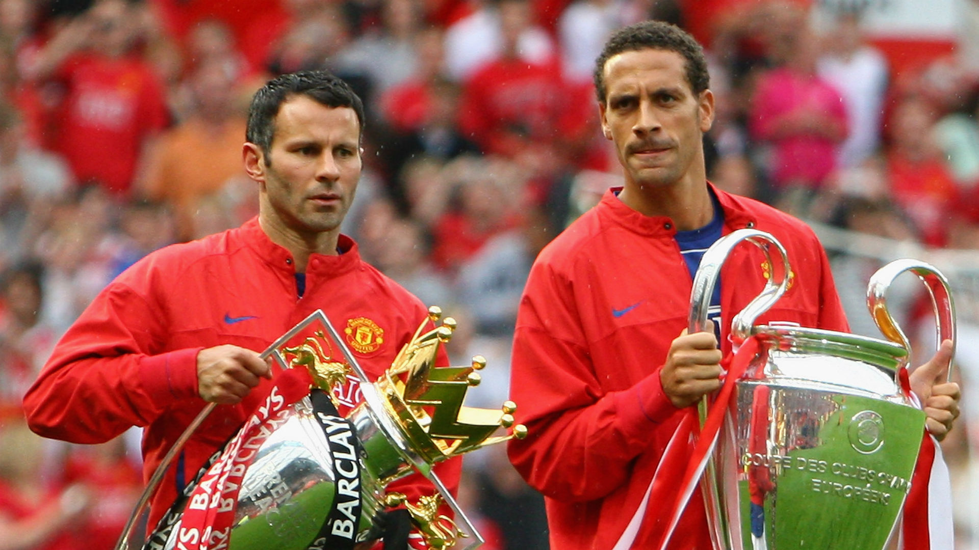 Ryan Giggs: Man Utd legend & Wales manager's career stats ...