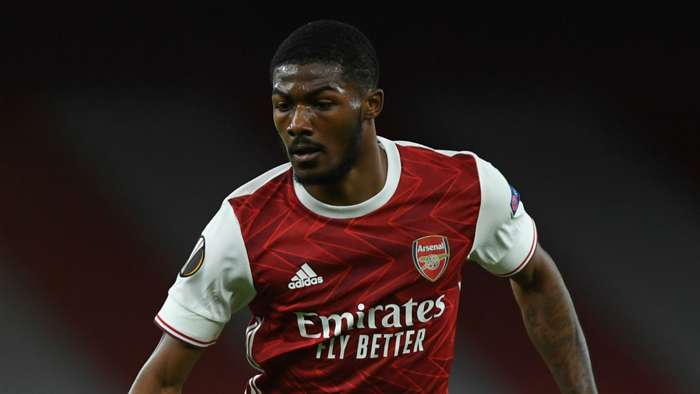 Ainsley Maitland-Niles Arsenal 2020-21