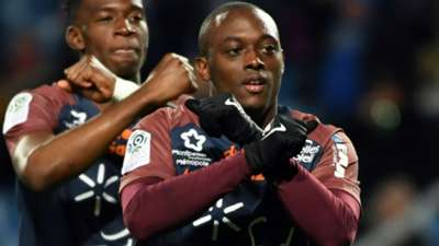Jerome Roussillon Montpellier Lille Ligue 1 25112017