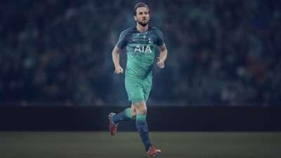 Tottenham Third Kit 2018-19