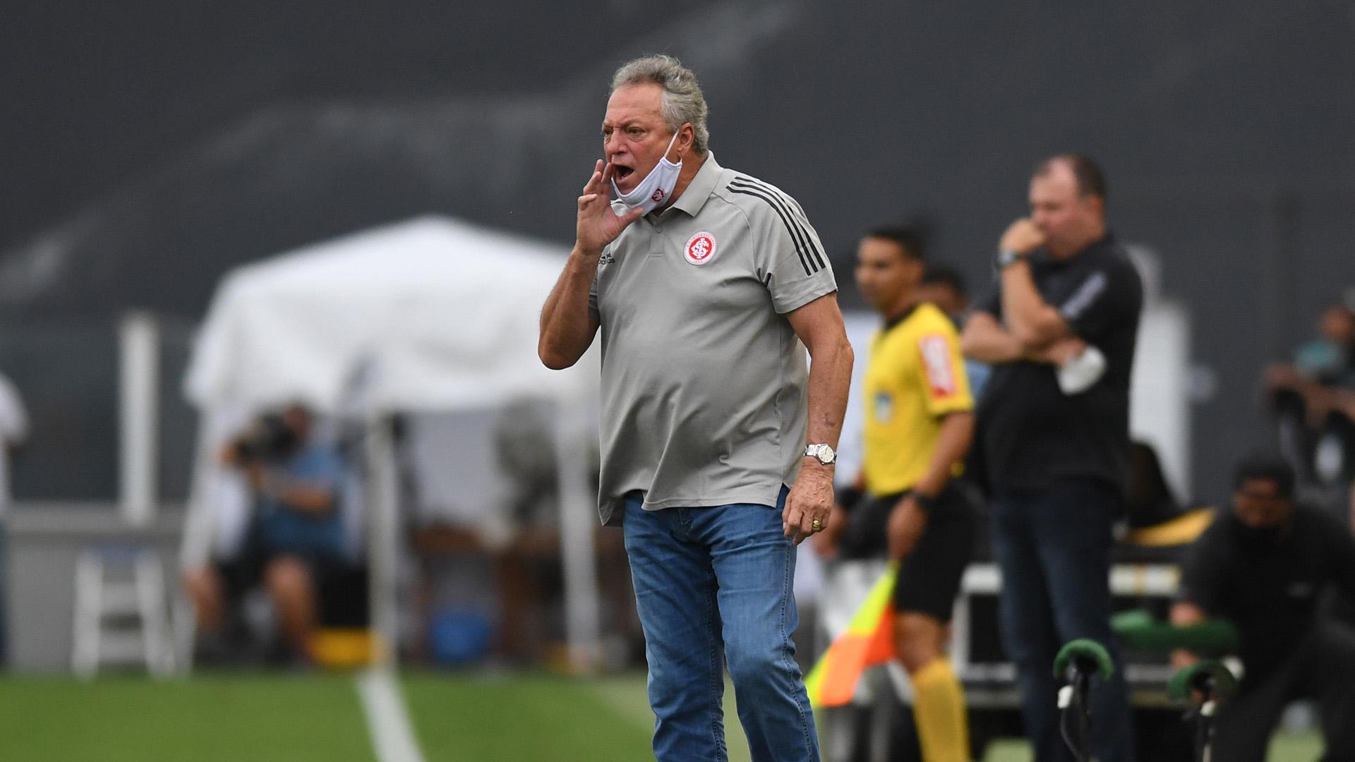 Abel Braga Vai Continuar No Inter Ate O Fim Do Brasileirao Goal Com