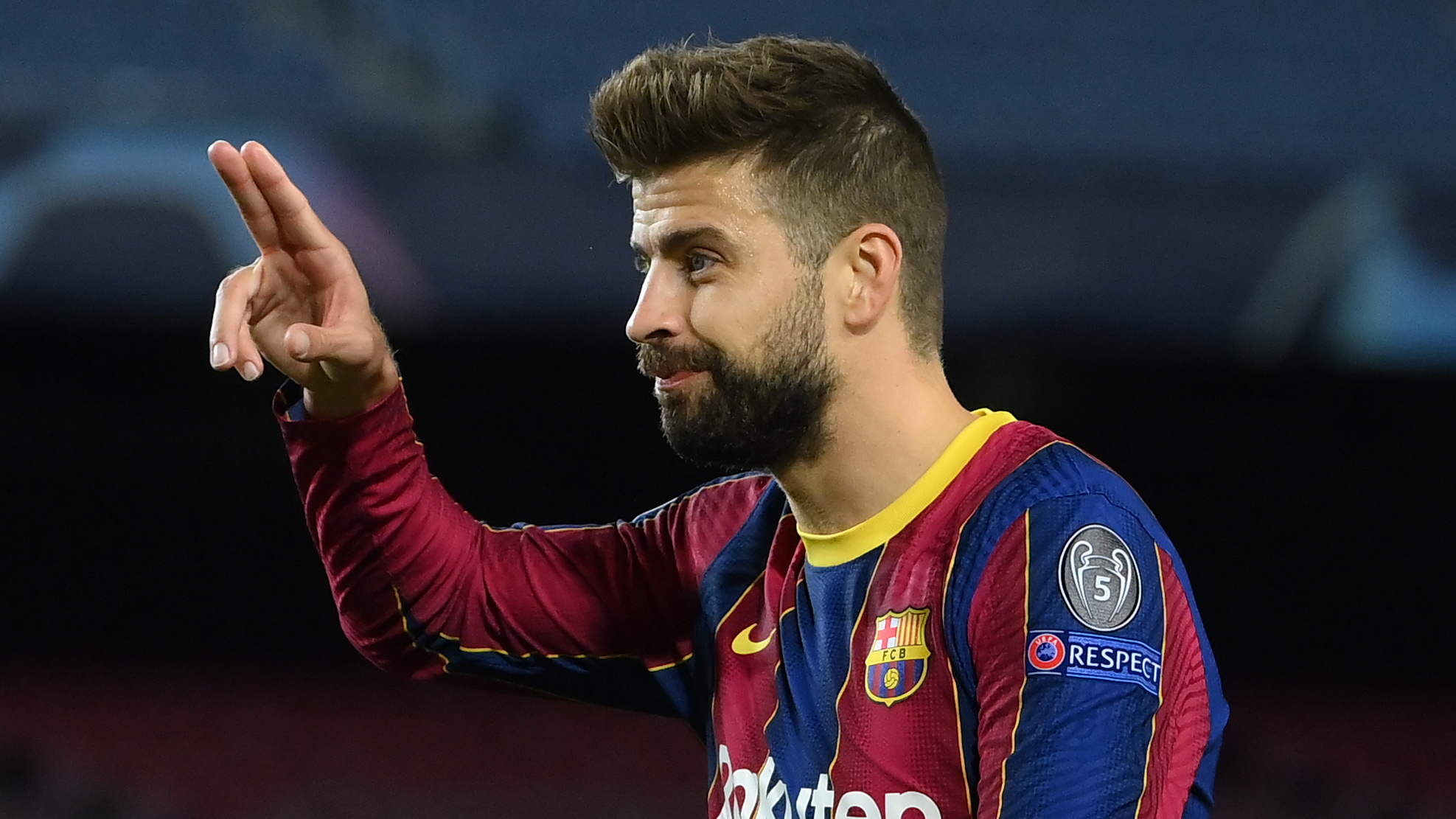 'We have to win, there's no other option' – Pique says Barcelona have only one path to La Liga title | Goal.com