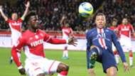 Kylian Mbappe Keita Balde Monaco PSG Ligue 1 15012020