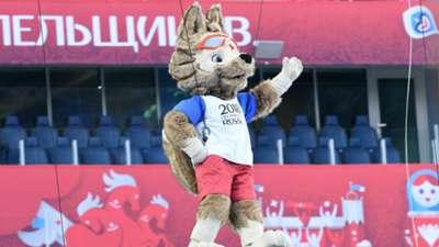 Confederations Cup ceremony