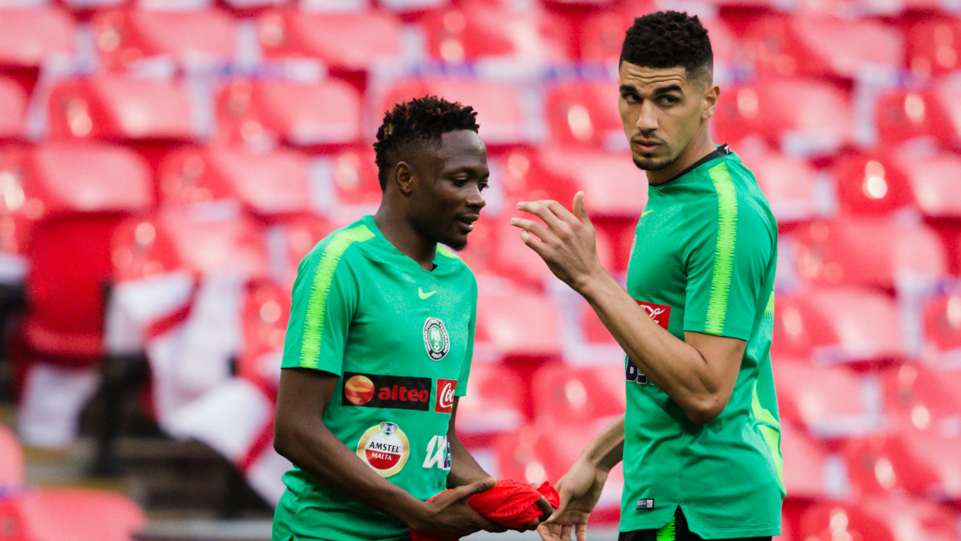 Super Eagles need the best infrastructure to unearth our Messis and Ronaldos – Balogun