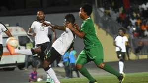 Ghana vs Nigeria - Wafu Women's Cup