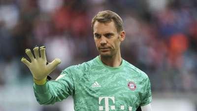Manuel Neuer Bayern Munich 2019-20
