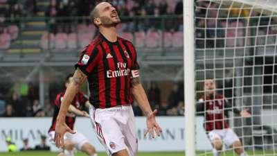 Leonardo Bonucci Milan Torino Serie A