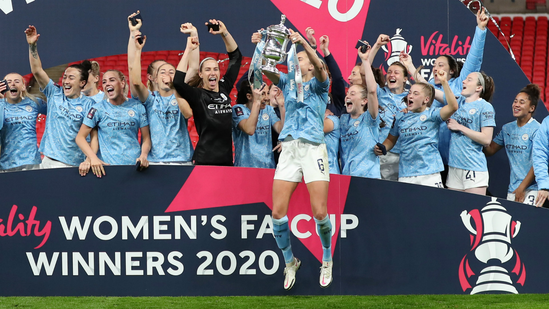 Fa Cup Win Can Kickstart Super Charged Man City S Champions League Ambitions Goal Com