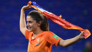 Van de Donk Netherlands 2019