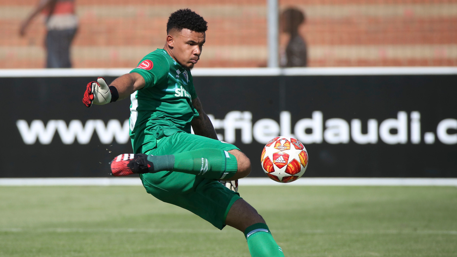 Williams 'definitely' thinking about SuperSport United Caf Confederation Cup return