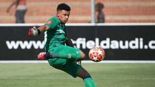 Ronwen Williams of SuperSport United, March 2020
