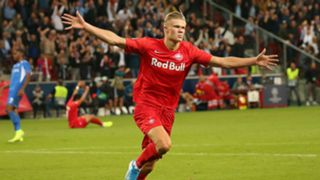 Erling Haland Salzburg Genk Champions League 09172019