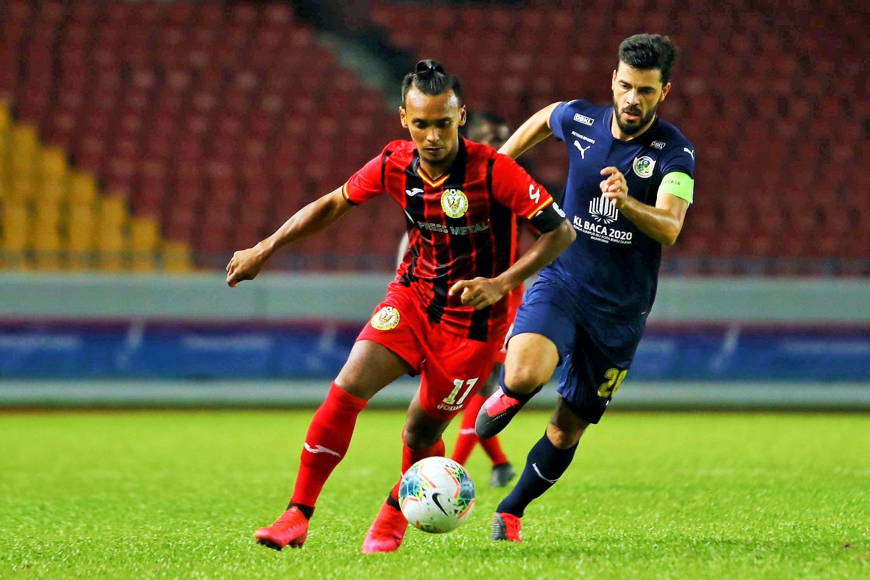 Amri Yahyah, Sarawak United, Paulo Josue, Kuala Lumpur, Malaysia Premier League, 15032020