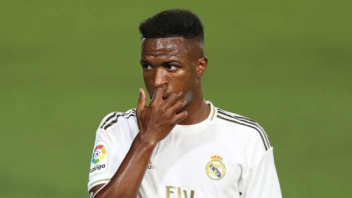 Vinicius Junior Real Madrid vs Getafe La Liga 2019-20