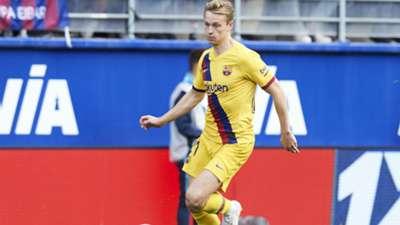 Frenkie de Jong Barcelona 10192019