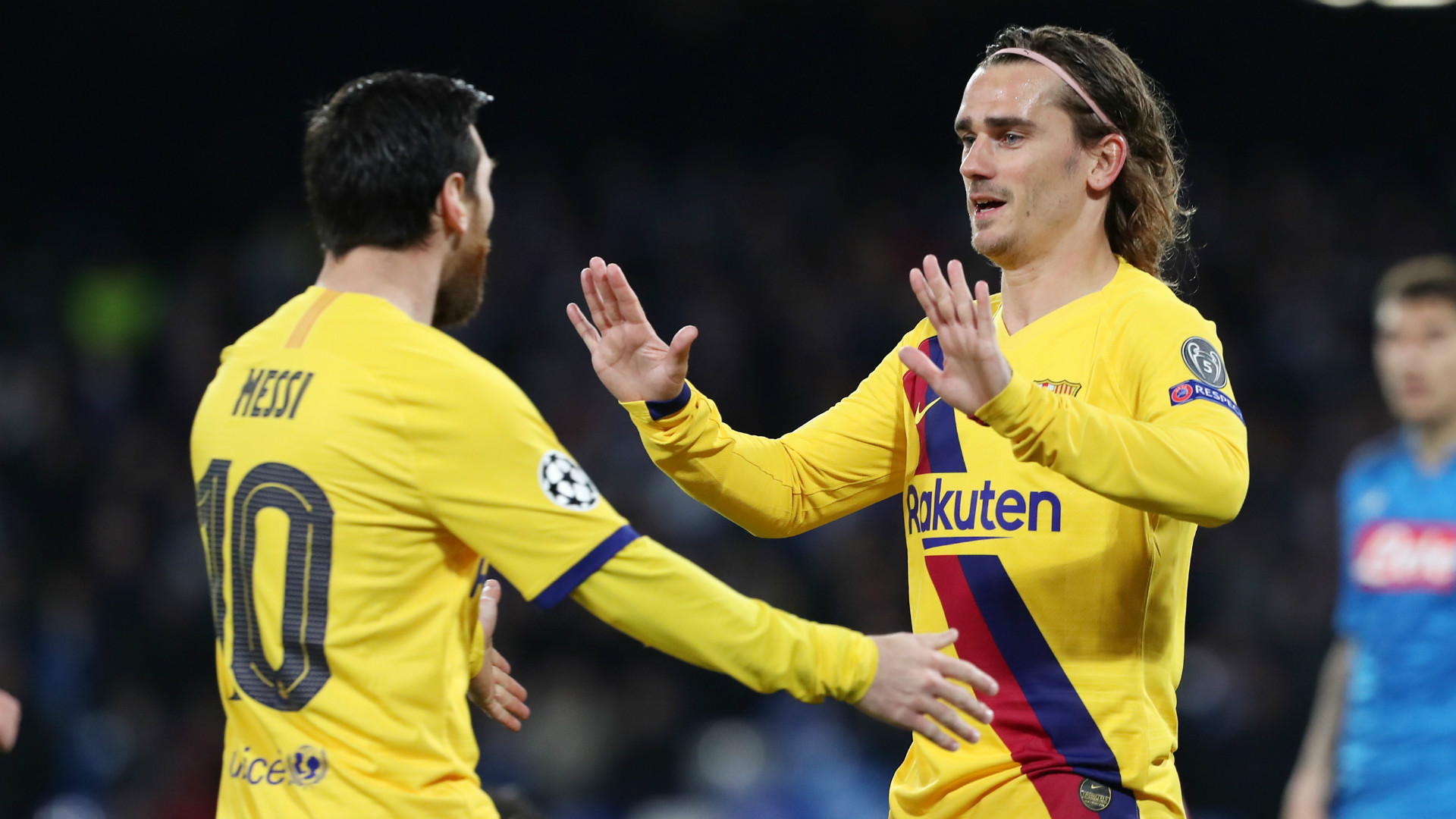 Important for Messi to help Griezmann avoid becoming the 'new Coutinho' - Rivaldo