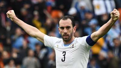 Diego Godin Uruguay