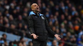 Pep Guardiola Manchester City Crystal Palace 2019-20