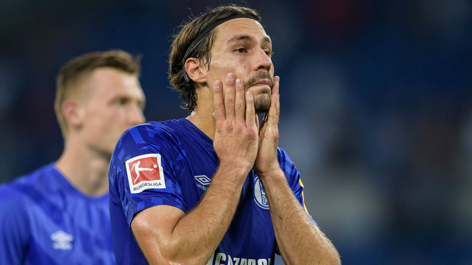 Schalke sporting director Schneider hopeful of Stambouli contract renewal
