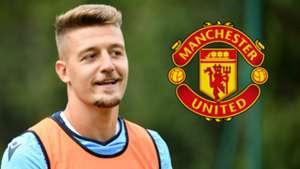 Sergej Milinkovic-Savic Man Utd
