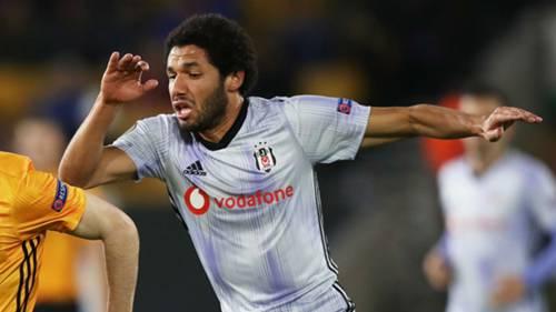 Mohamed Elneny Besiktas 2019-20