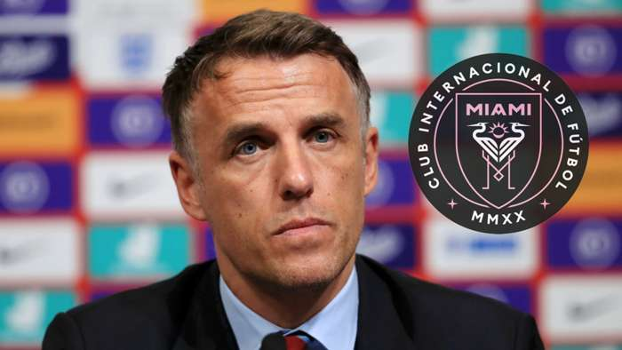 Phil Neville Inter Miami badge composite 2021