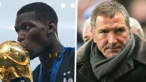 Paul Pogba Graeme Souness