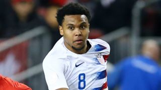 Weston McKennie United States 2019