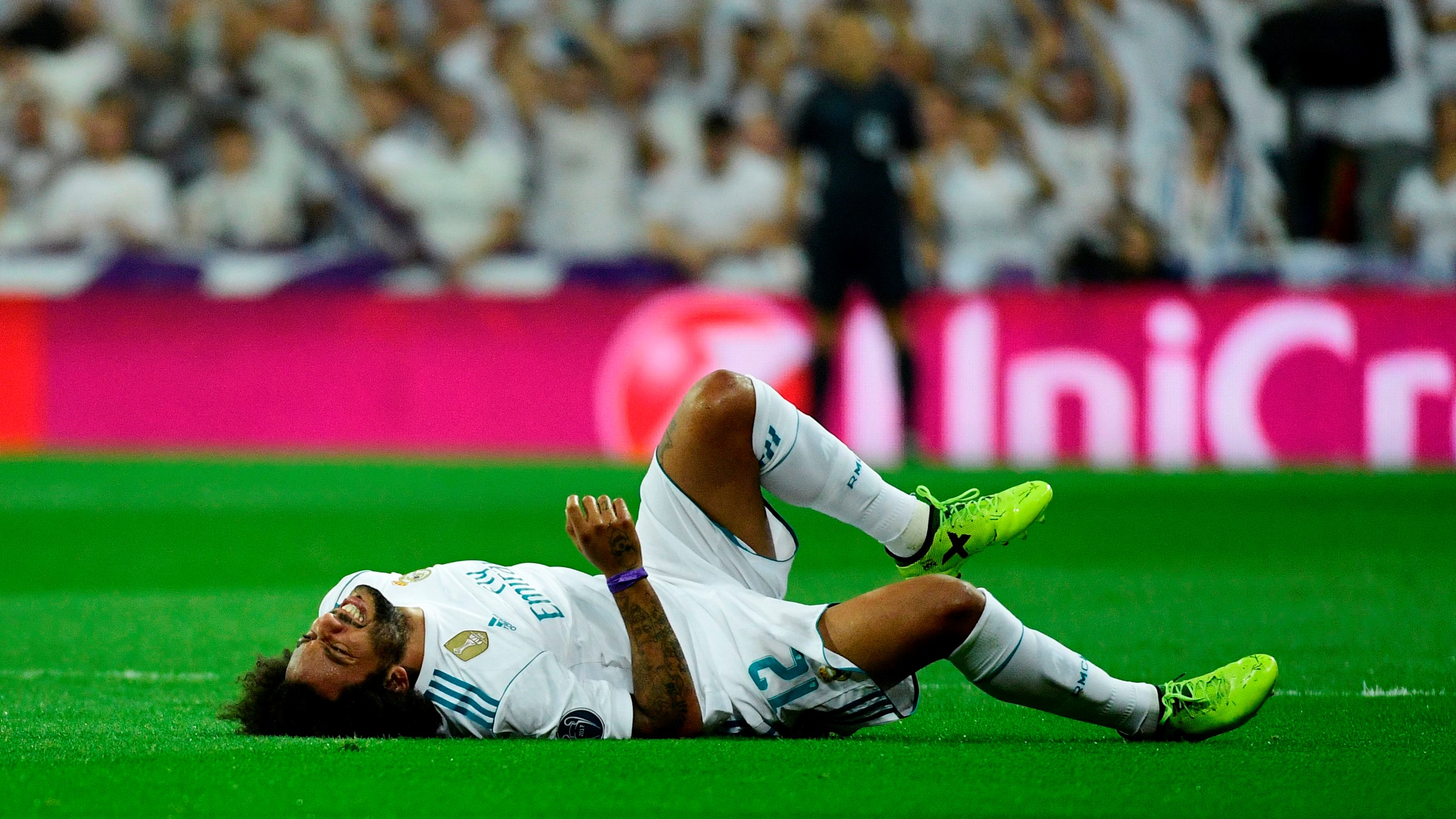 Marcelo Real Madrid APOEL Champions League 13092017
