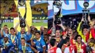 Millonarios & Santa Fe campeones Mix