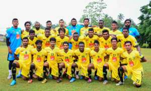 Colombo FC AFC Cup 2017 squad