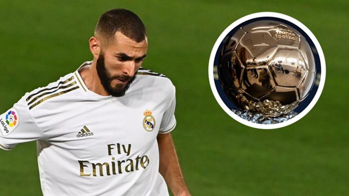 Benzema Ballon d'Or