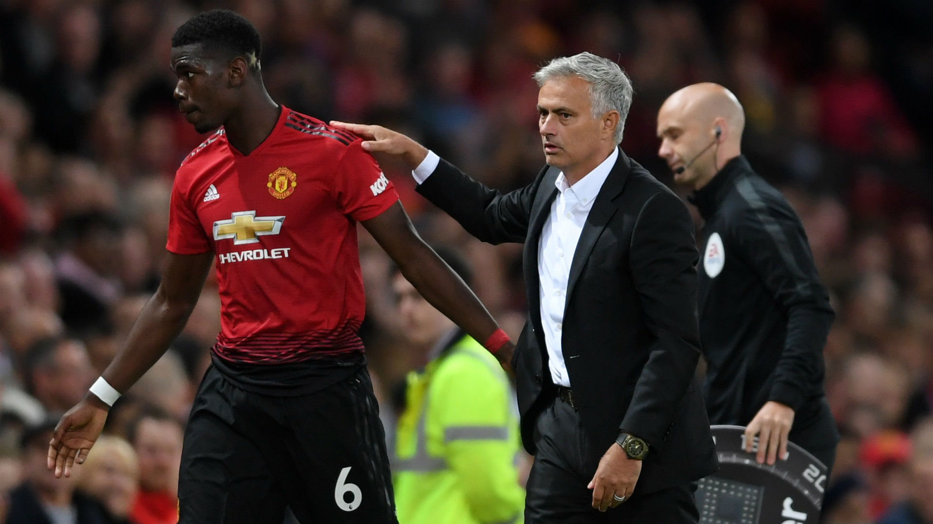Man Utd news: 'Paul Pogba was a monster' – Jose Mourinho lauds World  Cup-winner after Leicester City display   Goal.com