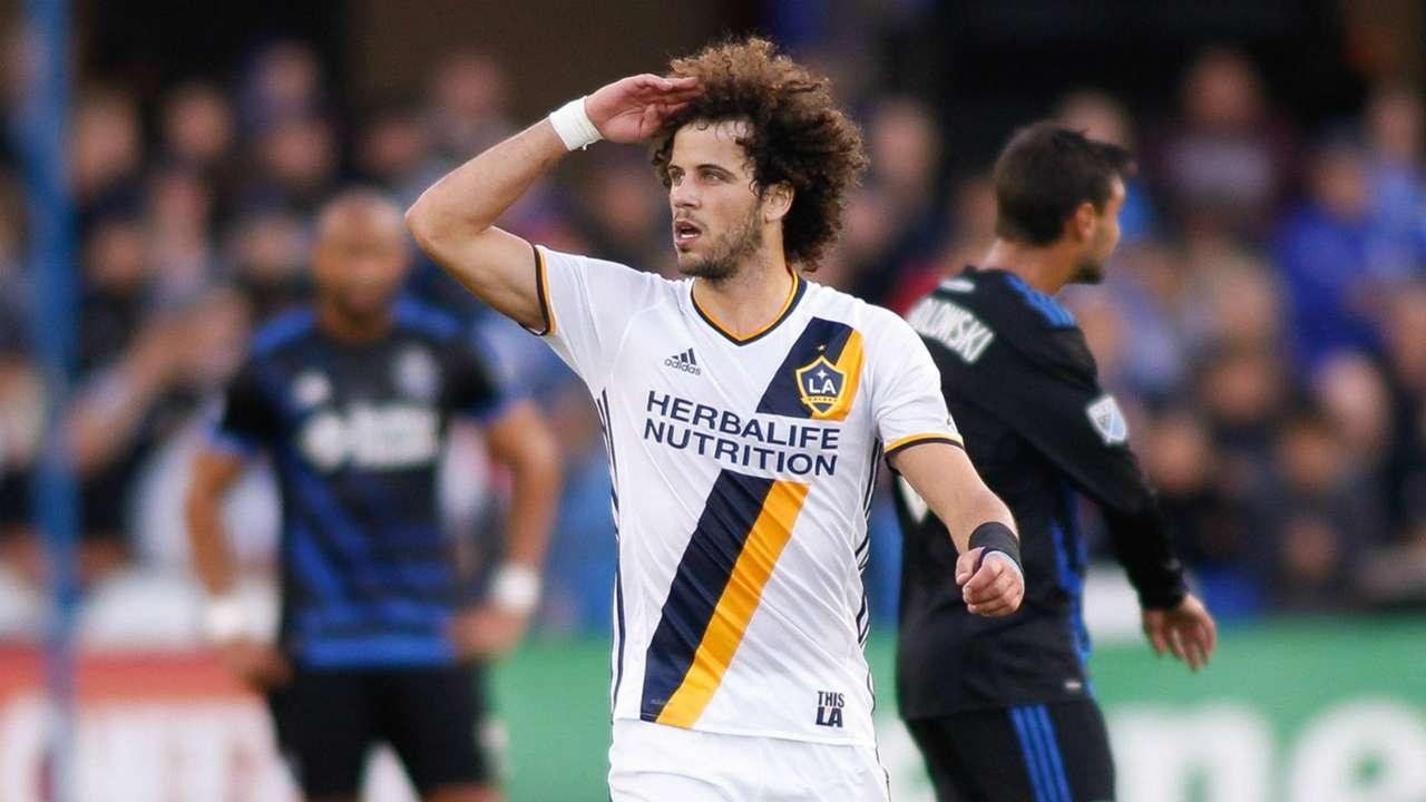 Joao Pedro LA Galaxy