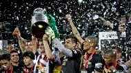 Réver Victor Leonardo Silva Atlético-MG Olimpia 24072013 Copa Libertadores