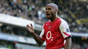 Thierry Henry Arsenal 2004-05